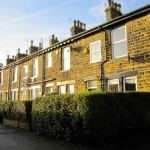 Holywell Lane terrace houses