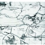 1812 Joshua Thorp map revised 1849
