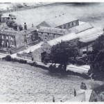 Joe Greenwoods Farm now Church Farm Garth