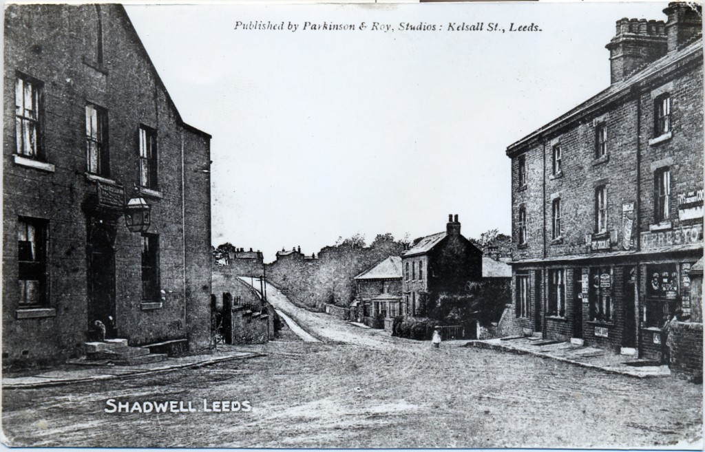 Red Lion and Brandon Buildings 1904