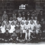 School group c.83 years ago