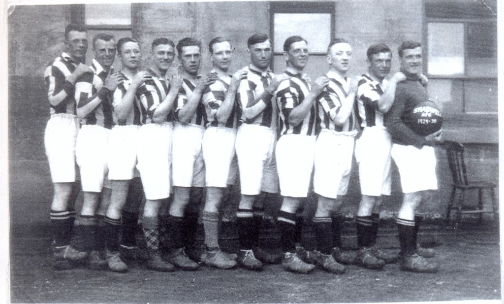 Shadwell Football Club 1929-1930 - 2