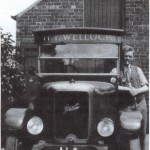 Wellocks van
